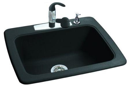 Granite Single Bowl Sink