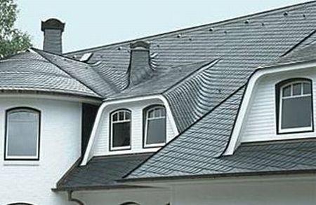 Aluminum roof