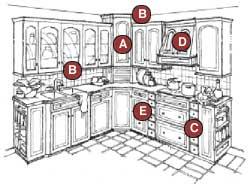 Jamison Maple kitchen
