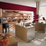 Ultra-modern kitchen style